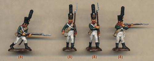 Hat 1:72 8072 1805 Russian Line Infantry