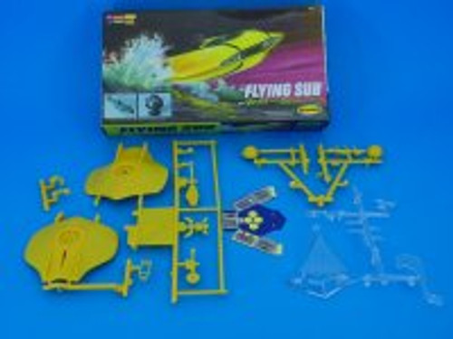 Moebius 101 mini The Flying Sub from Vovage to the bottom of the sea