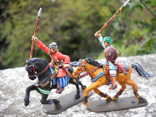 HaT 28018 El Cid Andalusian Light Calvary 28mm figures