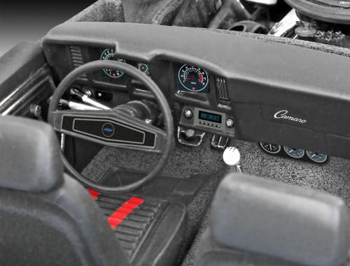 Revell 07694 1:25 Fast & Furious '69 Chevy Yenko Camaro