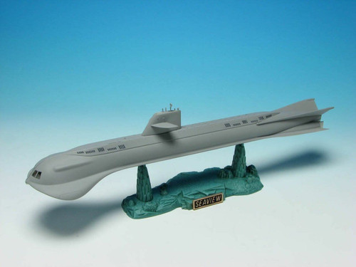 Moebius Voyage to the bottom of the sea 1:350 Seaview