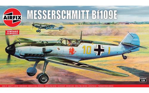 Airfix A12002V Messerschmitt Bf106E 1:24 model kit