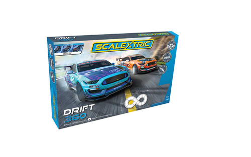 Scalextric C1421M Drift 360 Race set