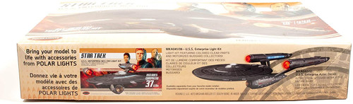 Polar Lights POL973M/12 1:1000 Discovery Star Trek U.S.S. Enterprise NCC-1701 (new kit)