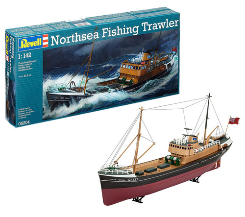 Revell 05204 1:142 Northsea Fishing Trawler