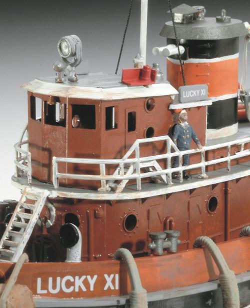 Revell 05207 1:108 Harbour Tug Boat