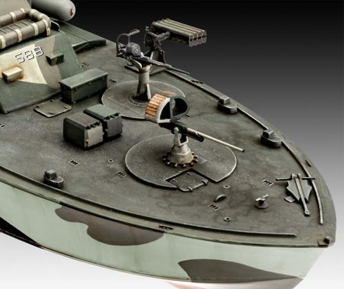 Revell 05165 Patrol Torpedo Boat PT-579 / PT-588