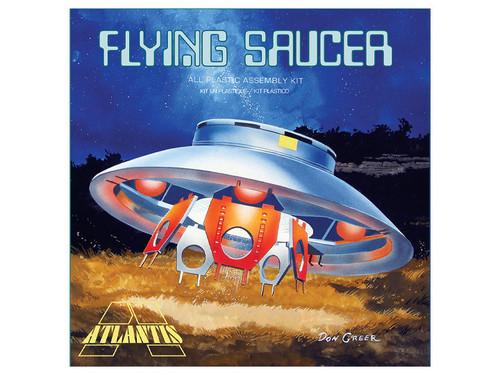 Atlantis A256 1:72 Flying Saucer