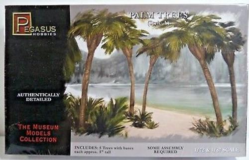 Pegasus Hobbies 6503 Palm trees (style A)