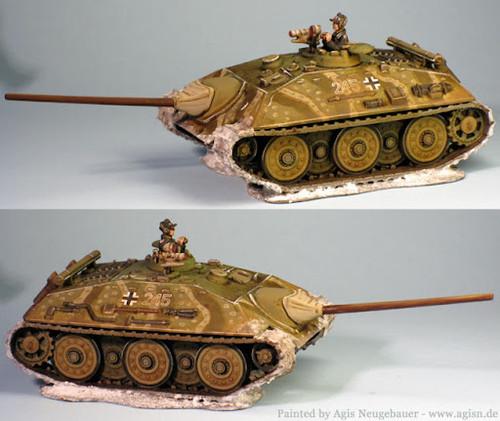 Pegasus Hobbies 7602 1:72 Panzer E-25