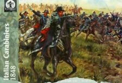 Waterloo 1815 1:72 Italian Carabiniers 1848