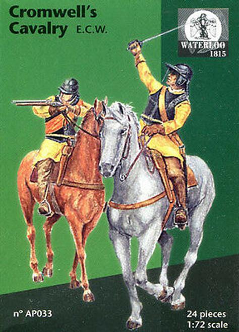Waterloo 1815 AP 033 1:72 Cromwell Calvary