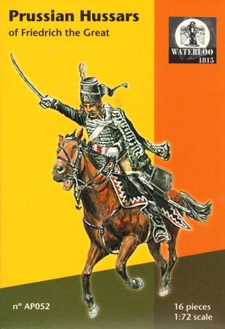 Waterloo 1815 AP 052 1:72 Prussian Hussars of Friedrich the Great
