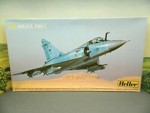 Heller 80426 1:48 Mirage 2000C