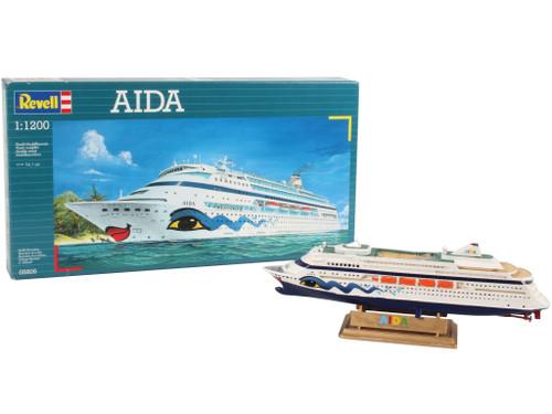 Revell 05805 1:1200 Aida cruise ship