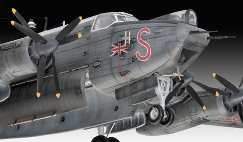 Revell 03873 1:72 Avro Shackleton MR.3