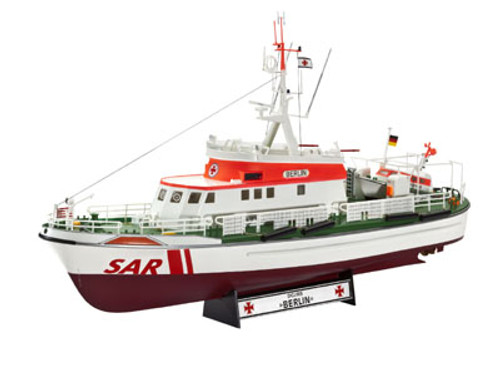 Revell 05211 1:72 Search & Rescue Vessel Berlin