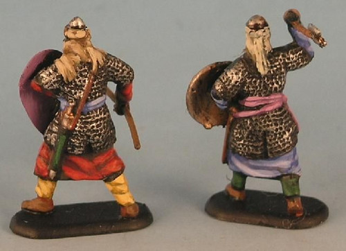 HaT 28005 EL CID: Andalusian Heavy Infantry 28mm S
