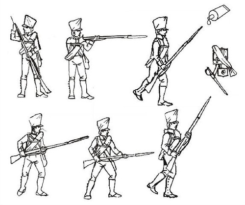 HaT 28014 Napoleonic Prussian Infantry 28mm Scale