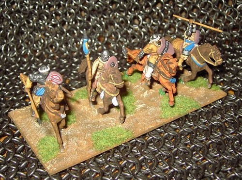 HaT 28019 EL CID Andalusian Heavy Cavalry 28mm Sca