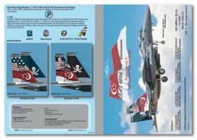 MV-48003-2 Miliverse 1//48 F-15SG Singapore Strike Eagles
