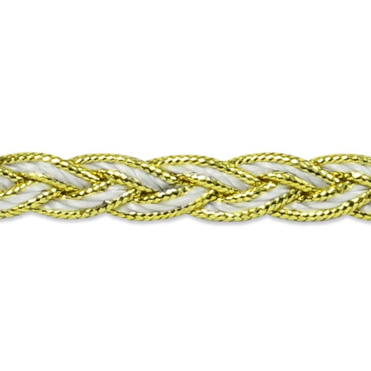 Arcadia Metallic Braid Trim
