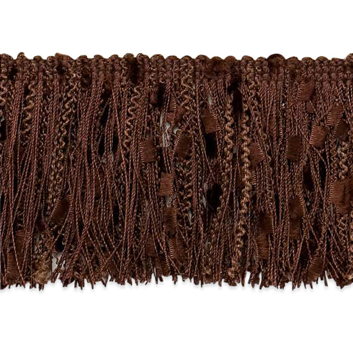 Ric-Rac Patch Cut Fringe Trim