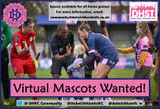 Virtual Mascots Wanted!
