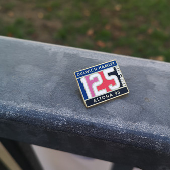 Altona93 125 Pin Badge