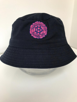 Navy and Pink Dulwich Hamlet Bucket Hat