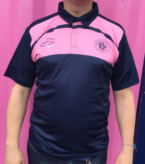 Adult Teamwear Replica Navy Polo 2018-19