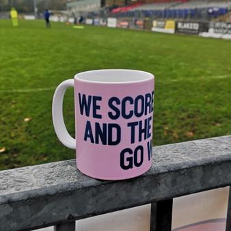 'Rabble Go Wild' Rabble Mug
