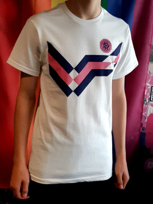 DHFC Omaggio '90 t-shirt new in stock