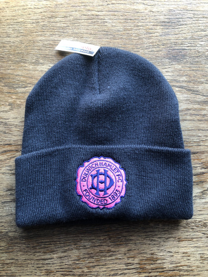 Junior Anniversary Beanie - Navy