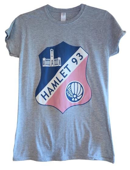 Kids Hamlet 93 Grey T-Shirt