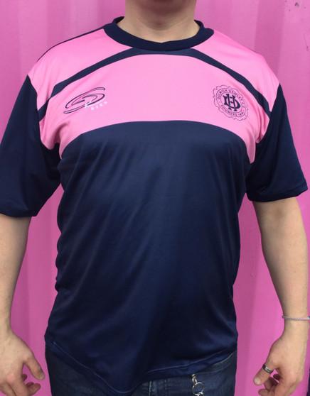 Adult Teamwear Replica Navy Shirt 2018-19