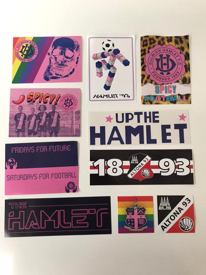 Rabble Sticker Pack