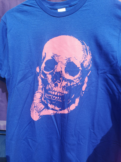 Adult Yorick Royal Blue T-Shirt