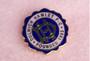 Anniversary Crest Badge - Navy
