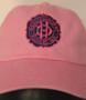 Pink Anniversary Crest Cap