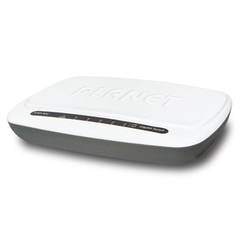 Planet GSD-504 Unmanaged network switch L2 Gigabit Ethernet 10/100/1000 White network switch GSD-504