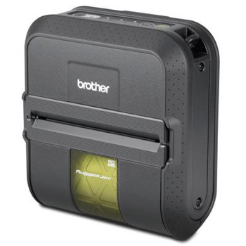 """Brother RJ-4040 Brother Rugged 4"""" Mobile Printer with wireless [RJ4040Z1]"""