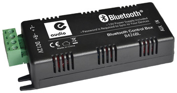 e-audio Bluetooth 4.0 Stereo Audio Amplifier 2 x 15 W with Aux Input