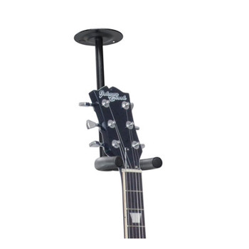 Long Arm Right Angled Guitar Ceiling Hanger for Electric and Acoustic Guitars