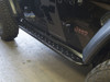 GENRIGHT OFF ROAD JEEP JL (2018) 4 DOOR STEP ROCKER GUARDS - STEEL - RCG-10060
