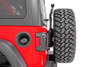 ROUGH COUNTRY JEEP SPARE TIRE RELOCATION BRACKET, JEEP  WRANGLER JL)