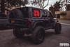 Blackout Window Storage For Jeep Wrangler
