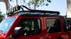 HALO 2.0 Roof Rack With Off Road Lighting Mounts - Gladiator
