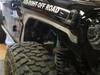 Genright Jeep Wrangler JL & JT Fender Delete Kit - Front - TFF-10620
