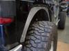 Genright Jeep Wrangler JL Fender Delete Kit - Rear - TFR-10620